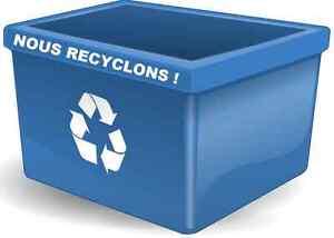 Zéro Déchet; Hp, Lexmark Économisons nos Ressources Naturelles.