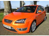 2007 Ford Focus 2.5 SIV ST-2 3dr - Low mileage!