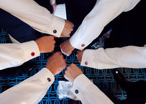 Fall/Winter wedding package Cufflink deals! Get them now! London Ontario image 5