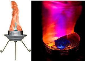 Chauvet BOB LED Flame Effect Light Venue Decor DJ Disco Lighting Fire