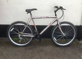 "GENTS OPTIMIST MOUNTAIN BIKE 19"" FRAME £45"
