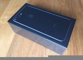 iPhone 7 256 GB Jet Black Vodafone UK