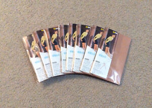 LOT OF 8 NEW Pairs x Sheer Nude Trouser Knee High Stockings