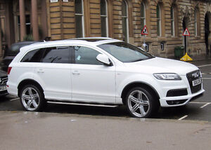Looking to purchase 2012-2015 Audi Q7 S Line SUV, Crossover