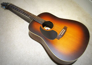 LEFT HAND Seagull S6 Acoustic Electric - $275