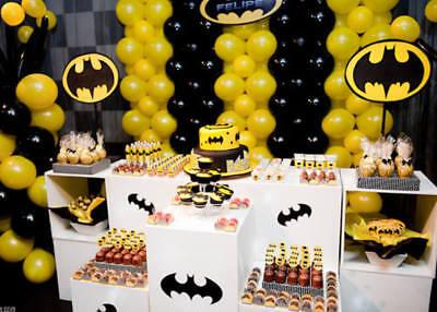 Batman Superhero Latex Balloons 10