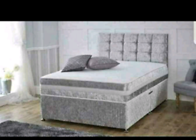 Brand new luxury divan & sleigh beds - uk manufactured 🇬🇧 👌