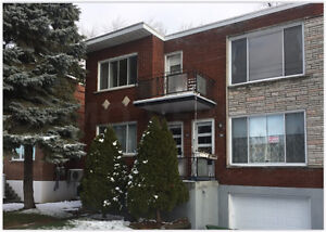 51/2 HEATED IN LASALLE FOR RENT, 850$/month