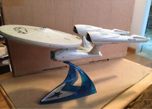 U.S.S. Enterprise NCC-1701 model  (I have two to sell)