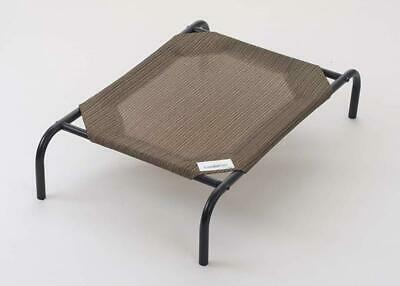 Coolaroo Elevated Pet Bed - Off Ground Elevated Raised Steel Frame Pet Bed Dog Cot