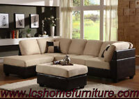 3pcs Sectional Set Only $599.00 Lowest Prices Guaranteed