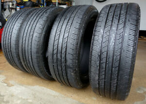 All Season Michelin Primacy MXV4 Tires 205 55 16