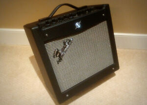 Fender Mustang I Amplifier - $125