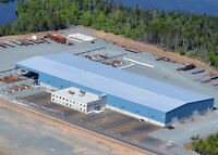 We Erect Steel Buildings in Thunder Bay Ontario