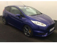 2014 FORD FIESTA 1.6 ECOBOOST ST-2 GOOD BAD CREDIT CAR FINANCE AVAILABLE