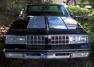 1982 Oldsmobile Olds Cutlass Supreme Brougham G-Body Coupe