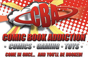 New HIGH GRADE comic in stock at COMIC BOOK ADDICTION