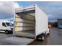 24/7 man and van and man removal / rubbish collection bike recovery house/office piano movers