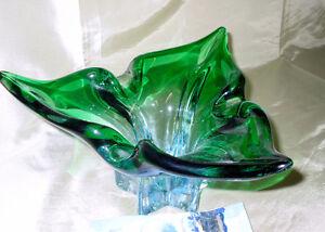 1970's ART GLASS
