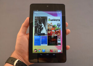 Mint Condition Google Nexus 7 Tablet with Original Box