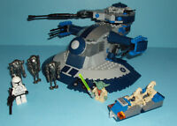 LEGO STAR WARS  no 8018, le ARMORED ASSAULT TANK, le  AAT