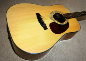 Cort  Acoustic Electric Guitar - $265