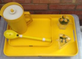 Kitchen items /trays/ jug etc selling together £20