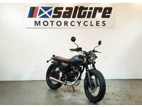 2020 MUTT Motorcycles Ltd MUTT 125 MASTIFF