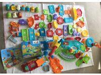 VTECH Toot Toot Drivers Large Bundle Assortment