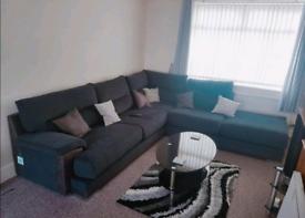 Scs Macie corner sofa