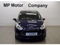 2013 13 FORD B-MAX 1.6 ZETEC 5D AUTO 104 BHP, 5DR 6SP MPV, BLUE, 20,000M, FSH,