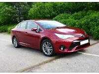 2018 TOYOTA AVENSIS 1.8 Business Ed VALVEMATIC, Low Mileage, Top Spec,