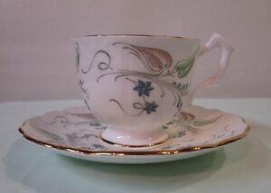 tasse de collection- Aynsley,royal doulton,rosa porzellan