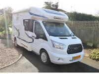 Chausson FLASH 510 - Compact 4 Berth DROP DOWN BED Motorhome For Sale