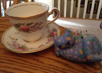 Vintage China Tea Cups