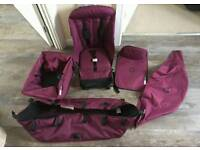 Bugaboo cameleon 2nd generation in limited edition deep purple