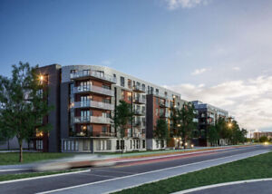 New Condos for rent  at the KUBIK Project in Pointe Claire
