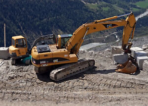 HEAVY EQUIPMENT FINANCING AVAILABLE