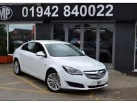 2014 64 VAUXHALL INSIGNIA 1.8 ENERGY 5D 138 BHP 6SP NEWSHAPE SPORTS HATCH, WHITE