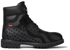 "Timberland 6"" Boot Supreme Stars & Stripes Black"