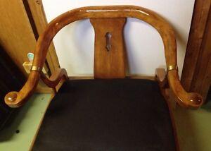 2 Artesian Oak Sitting Chairs. Strathcona County Edmonton Area image 5