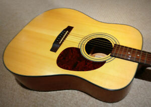Cort  Earth 50 Acoustic Electric Guitar - $225