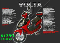 Used eBike for sale (2010 Volta) - Needs new battery
