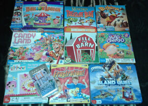 Board Game Lot!  Great for kids or classrooms!