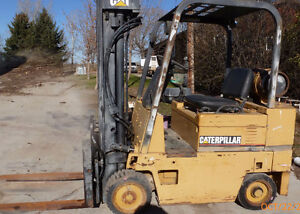 Fork Lift - Cat T50D - Indoor