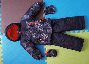 North coast boy snowsuit 24M