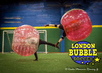 BUBBLE SOCCER ADVENTURES IS HIRING