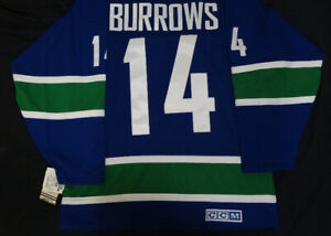 New Canucks Jersey