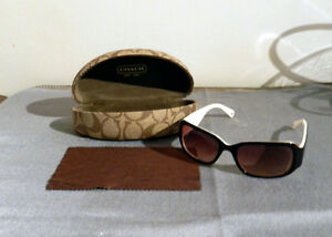 Coach Ladies Lexi S493 Tortoise Brown Sunglasses.
