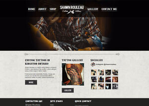 Website Design - 19 Years Exp - Affordable High End! Edmonton Edmonton Area image 5